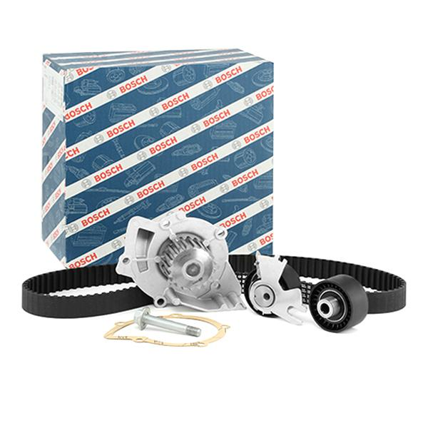 Timing belt kit and water pump 1 987 948 727 BOSCH 8727 original quality