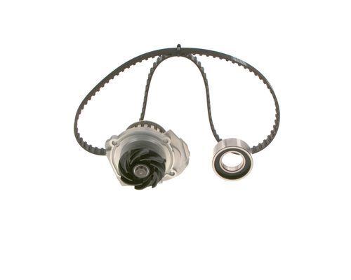 Zahnriemensatz mit Wasserpumpe 1 987 948 797 BOSCH 8797 in Original Qualität