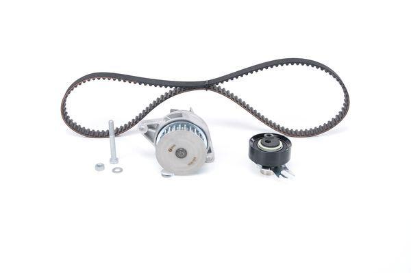 Zahnriemen Kit + Wasserpumpe 1 987 948 859 BOSCH 8859 in Original Qualität