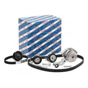 Kit cinghia distribuzione, pompa acqua 1 987 948 863 Golf 4 (1J1) 1.4 16V ac 2005
