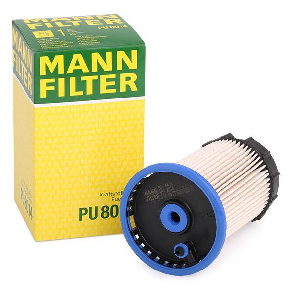 Kraftstofffilter MANN-FILTER PU8014 Erfahrung