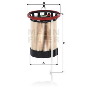 Article № PU 8014 MANN-FILTER prices