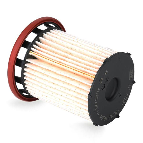 Inline fuel filter PU 8021 MANN-FILTER PU 8021 original quality
