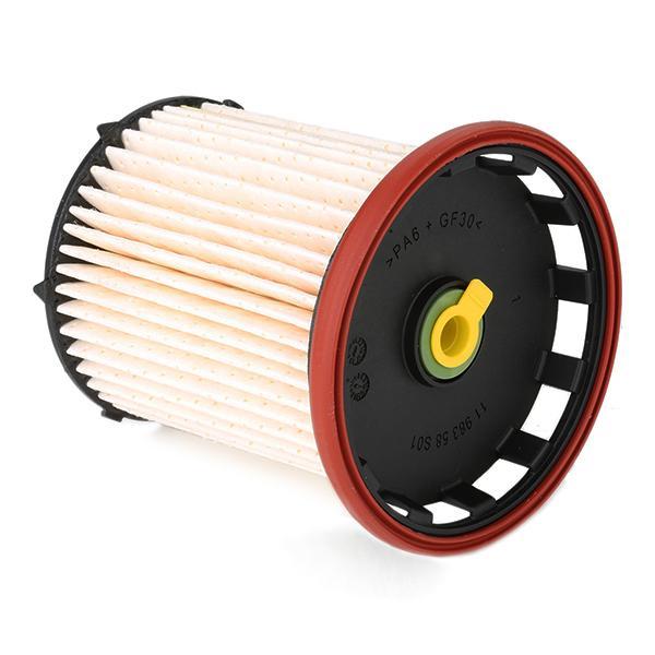 Fuel filter MANN-FILTER PU 8021 rating