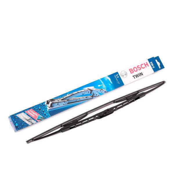 Windscreen Wiper 3 397 004 584 BOSCH 530U original quality