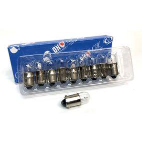 Bulb 12V 4W, T4W, BA9s QBL233