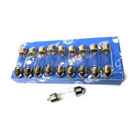 Glühlampe 12V 10W, C10W, S8,5d QBL269