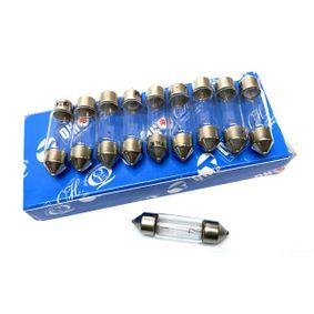 Glühlampe 12V 10W, C10W, S8,5d QBL272