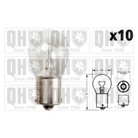 Bulb with OEM Number 63 21 6 926 920