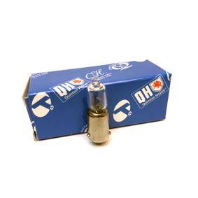 Bulb 12V 6W, H6W, BAX9s QBL434