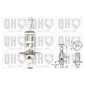 Bulb with OEM Number 621698
