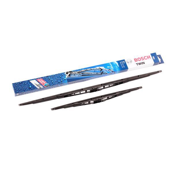 Windscreen Wiper 3 397 118 324 BOSCH 653 original quality