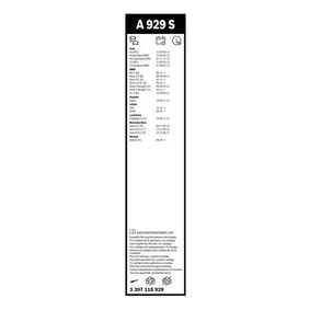 BOSCH Art. Nr 3 397 118 929 günstig