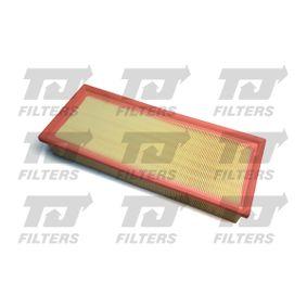 Luftfilter Länge: 368,5mm, Breite: 150mm, Höhe: 57mm, Länge: 368,5mm mit OEM-Nummer PC 604