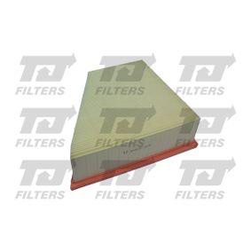 Luftfilter Länge: 213mm, Breite: 219mm, Höhe: 70mm, Länge: 213mm mit OEM-Nummer 6Q01296620