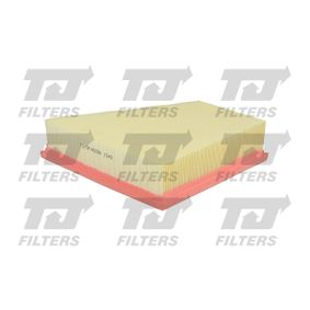 Air Filter Length: 218mm, Width: 212mm, Height: 56mm, Length: 218mm with OEM Number 6Y0 129 620