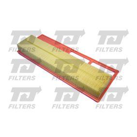 Filtro aria Lunghezza: 376,5mm, Largh.: 148mm, Alt.: 48,5mm, Lunghezza: 376,5mm con OEM Numero 55 193 849