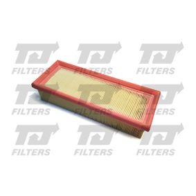 Luftfilter Länge: 230mm, Breite: 90mm, Höhe: 48mm, Länge: 230mm mit OEM-Nummer 1444P8