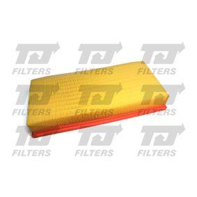 Luftfilter Länge: 364mm, Breite: 184mm, Höhe: 50mm, Länge: 364mm mit OEM-Nummer 1J0129607AE
