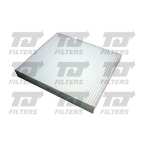 Filter, interior air Length: 251mm, Width: 215,5mm, Height: 32mm with OEM Number 6Q0820367