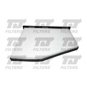 Filter, Innenraumluft Länge: 286mm, Breite: 215mm, Höhe: 57mm mit OEM-Nummer 1K1819007