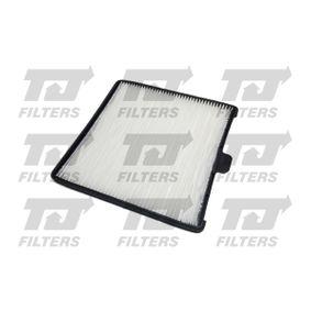 Filter, Innenraumluft Länge: 213mm, Breite: 200mm, Höhe: 10mm mit OEM-Nummer 96 425 700
