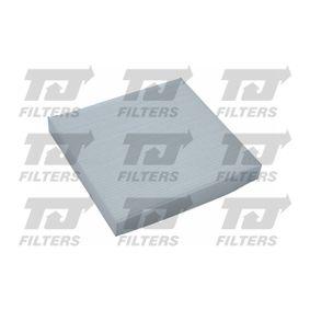 Filter, Innenraumluft Länge: 235,5mm, Breite: 224mm, Höhe: 30mm mit OEM-Nummer 80292SDAA01