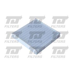 2006 Honda Jazz GD 1.2 i-DSI (GD5, GE2) Filter, interior air QFC0176