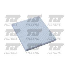 Filter, Innenraumluft Länge: 216mm, Breite: 192mm, Höhe: 23mm mit OEM-Nummer 05 058 693AA