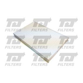 Filter, Innenraumluft Länge: 308mm, Breite: 193,5mm, Höhe: 29,5mm mit OEM-Nummer 4A0 819 439A
