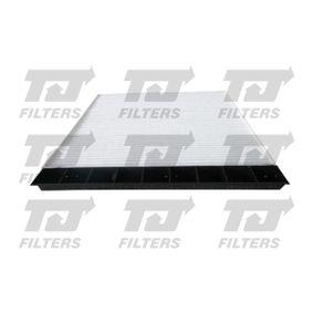 Filter, Innenraumluft Länge: 218mm, Breite: 207mm, Höhe: 19mm mit OEM-Nummer 6447 SR