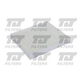 Filtro, aire habitáculo QFC0315 ORLANDO (J309) 2.0D ac 2015
