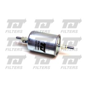 Fuel filter Height: 161,6mm with OEM Number 251 210 74