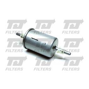 Kraftstofffilter Höhe: 163mm mit OEM-Nummer 25121074