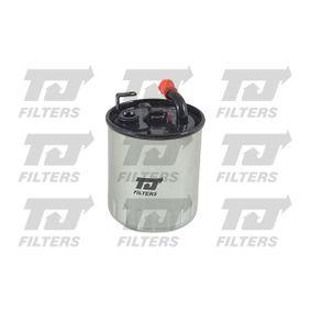 Kraftstofffilter Höhe: 107mm mit OEM-Nummer 611 092 0601