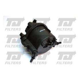 2012 Peugeot 107 PN 1.4 HDi Fuel filter QFF0334