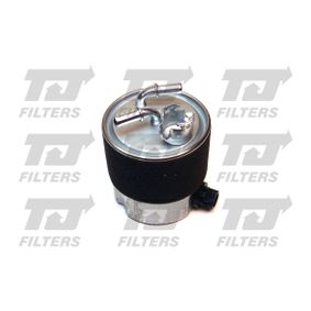 Fuel filter Height: 122mm with OEM Number 16400-JY09D