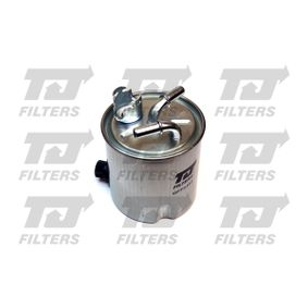 Fuel filter Height: 122mm with OEM Number 16400JX51A