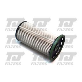 Fuel filter Height: 151mm with OEM Number 5Q0127177D