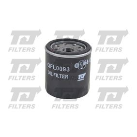 Oil Filter Ø: 76,5mm, Height: 77,6mm with OEM Number 90915-TB001