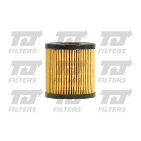 2012 Peugeot 308 Mk1 2.0 HDi Oil Filter QFL0107