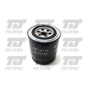 2006 Nissan X Trail t30 2.2 dCi Oil Filter QFL0114