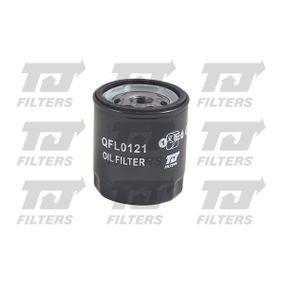 2010 Mazda 3 BL 2.0 MZR Oil Filter QFL0121