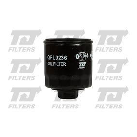 2001 Golf 4 1.4 16V Oil Filter QFL0236