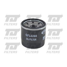 2005 Nissan X Trail t30 2.5 4x4 Oil Filter QFL0269