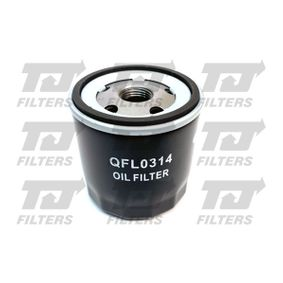 Polo 6R 1.2TSI Ölfilter QUINTON HAZELL QFL0314 (1.2TSI Benzin 2021 CJZD)