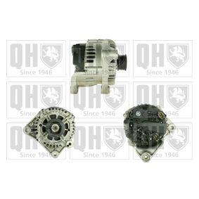 Lichtmaschine Rippenanzahl: 6 mit OEM-Nummer 12-31-7-797-660