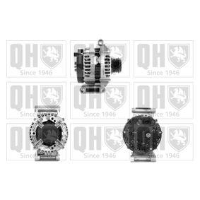 Lichtmaschine Rippenanzahl: 6 mit OEM-Nummer 9674-9875-80