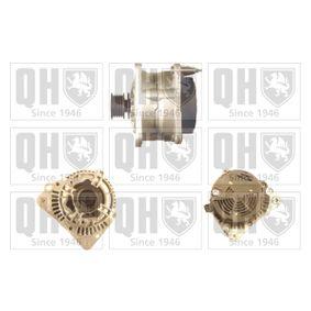 Lichtmaschine Rippenanzahl: 6 mit OEM-Nummer 028903025Q