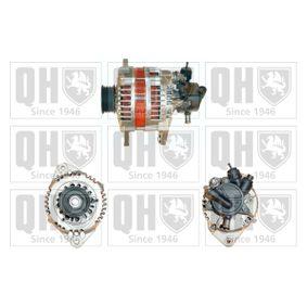 Lichtmaschine Rippenanzahl: 6 mit OEM-Nummer 897189-1123